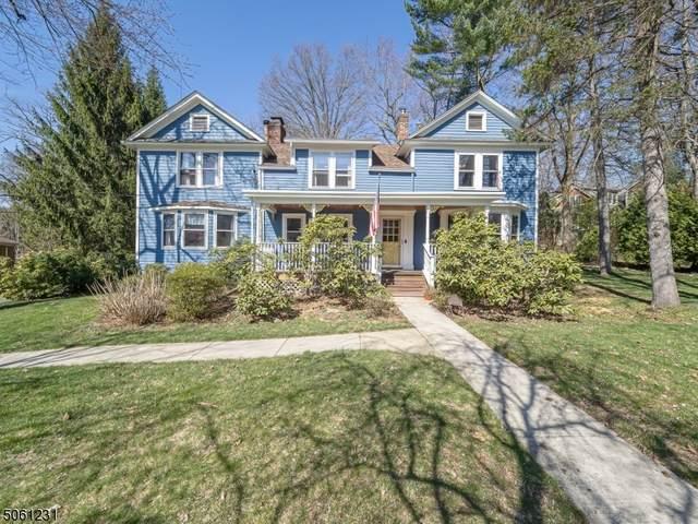 154 Intervale Rd, Mountain Lakes Boro, NJ 07046 (MLS #3703263) :: SR Real Estate Group