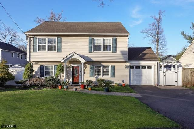 1133 Central Ave, Westfield Town, NJ 07090 (MLS #3703325) :: SR Real Estate Group
