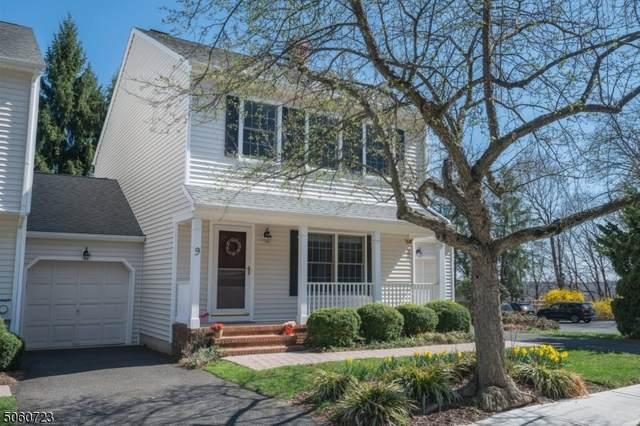 9 Zamrok Way, Morris Twp., NJ 07960 (MLS #3703351) :: SR Real Estate Group