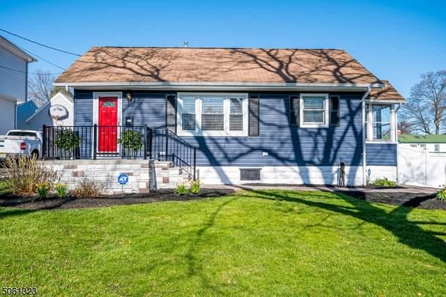 138 Rudolph Ave, Rahway City, NJ 07065 (MLS #3703422) :: The Dekanski Home Selling Team