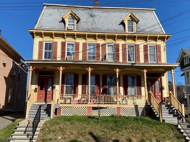 312 Church St, Hackettstown Town, NJ 07840 (MLS #3703434) :: The Sue Adler Team