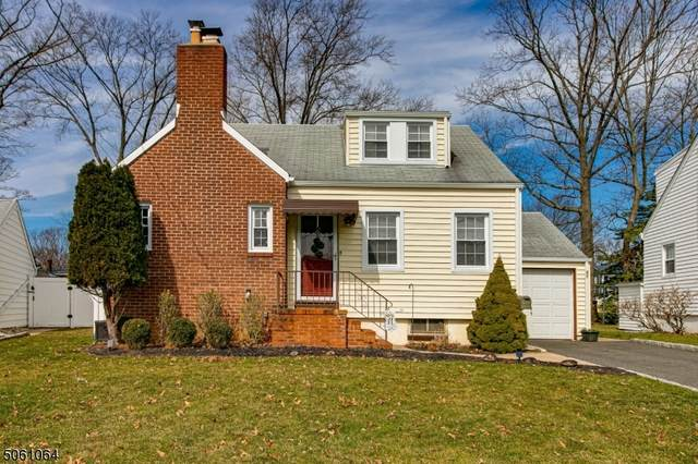 47 Colonial Drive, Clark Twp., NJ 07066 (MLS #3703440) :: The Dekanski Home Selling Team