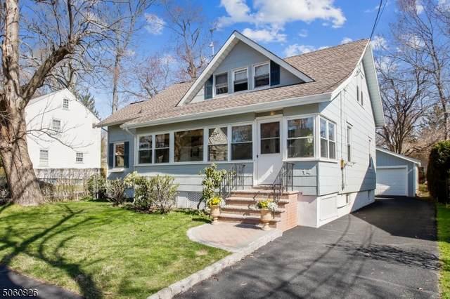 14 Amherst Pl, Livingston Twp., NJ 07039 (MLS #3703447) :: SR Real Estate Group