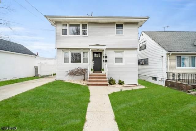 1411 Hussa St, Linden City, NJ 07036 (MLS #3703503) :: The Dekanski Home Selling Team