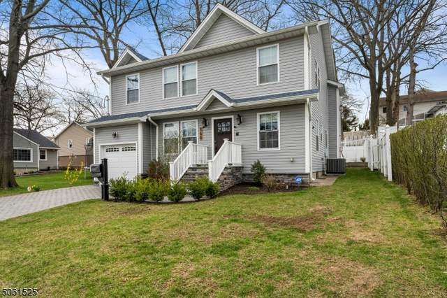 160 Woodside Ave, Hasbrouck Heights Boro, NJ 07604 (#3703542) :: NJJoe Group at Keller Williams Park Views Realty