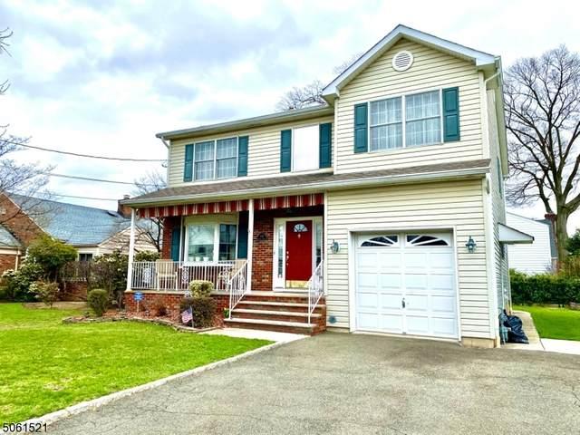 109 Rosewood Ter, Linden City, NJ 07036 (MLS #3703554) :: The Dekanski Home Selling Team