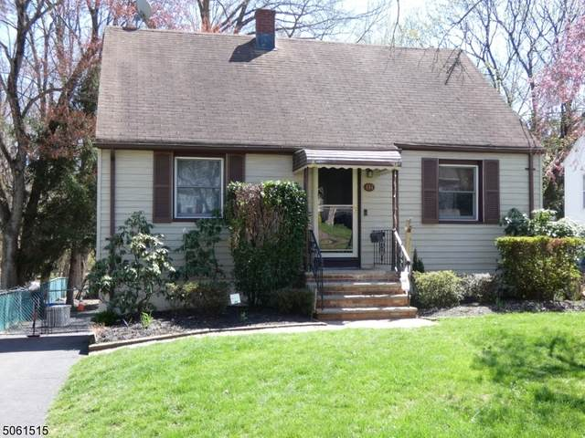 134 N Hillside Ave, Chatham Boro, NJ 07928 (MLS #3703569) :: The Sikora Group
