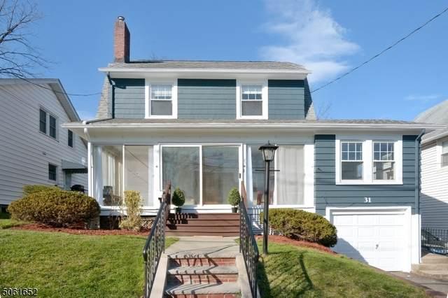 31 Fairmount Ter, West Orange Twp., NJ 07052 (MLS #3703630) :: SR Real Estate Group