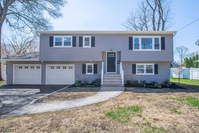 31 Canfield Rd, East Hanover Twp., NJ 07936 (MLS #3703662) :: SR Real Estate Group