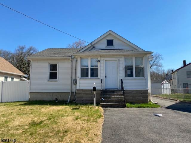 621 Linden Ave, Rahway City, NJ 07065 (MLS #3703675) :: The Dekanski Home Selling Team