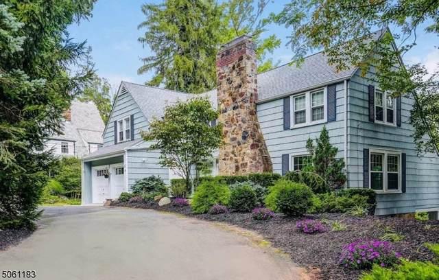 128 Old Short Hills Rd, Millburn Twp., NJ 07078 (MLS #3703684) :: Provident Legacy Real Estate Services, LLC