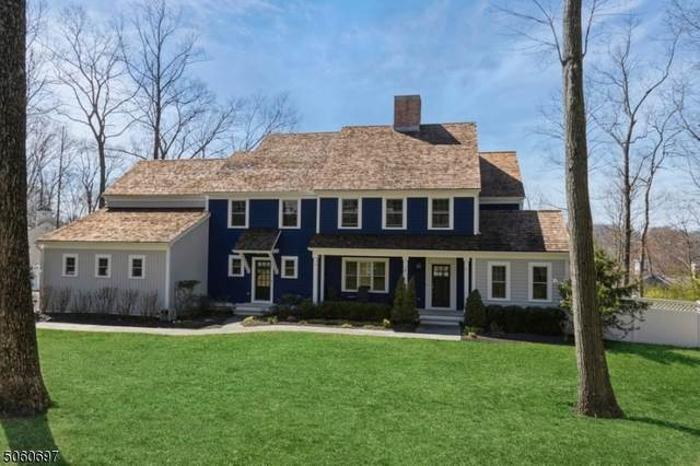 4 Red Oak Row, Chester Twp., NJ 07930 (MLS #3703718) :: Zebaida Group at Keller Williams Realty