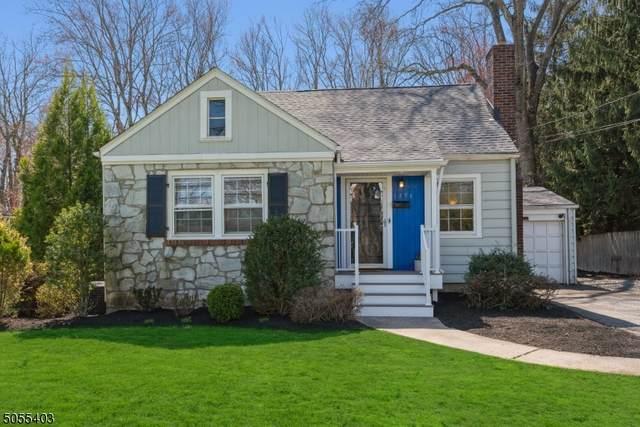 1496 Lamberts Mill Rd, Scotch Plains Twp., NJ 07076 (MLS #3703733) :: The Dekanski Home Selling Team