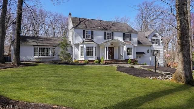 941 Fox Hill Ln, Scotch Plains Twp., NJ 07076 (MLS #3703762) :: The Dekanski Home Selling Team