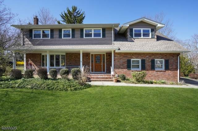 2 Southward Ct, Chatham Twp., NJ 07928 (MLS #3703780) :: The Sikora Group