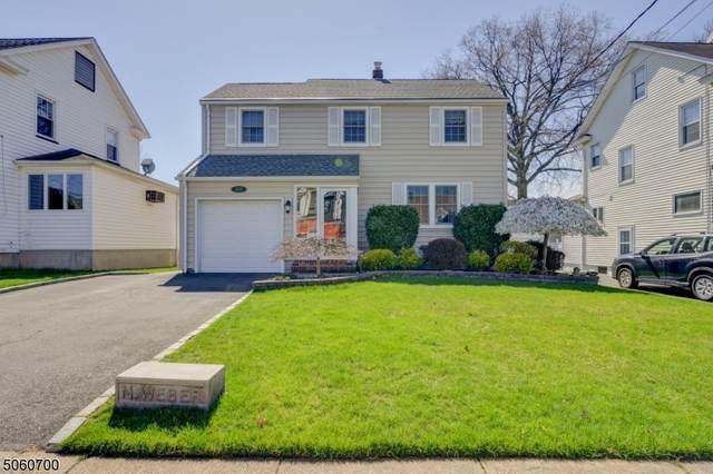 468 Clark Pl, Union Twp., NJ 07083 (MLS #3703807) :: The Dekanski Home Selling Team