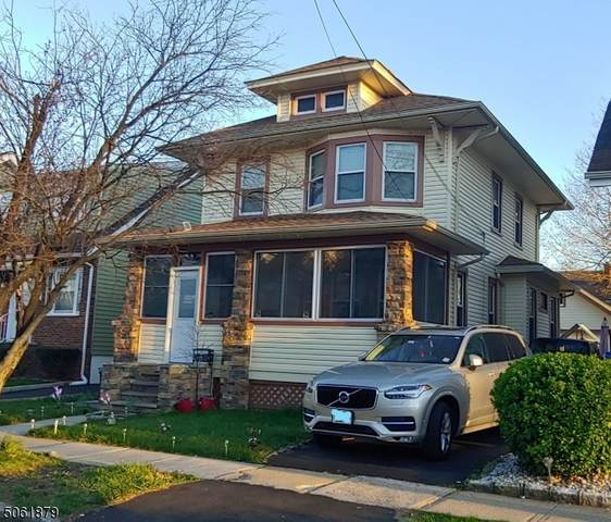 118 Coe Ave, Hillside Twp., NJ 07205 (MLS #3703811) :: The Sue Adler Team