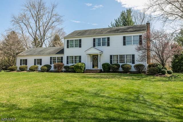 41 Platz Dr, Montgomery Twp., NJ 08558 (MLS #3703841) :: The Sue Adler Team