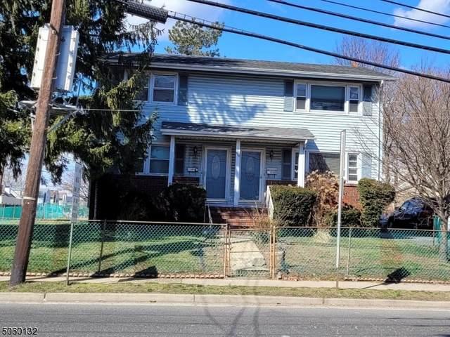 912 Randolph Ave, Rahway City, NJ 07065 (MLS #3703853) :: The Dekanski Home Selling Team