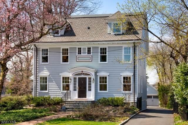 34 Hobart Ave, Summit City, NJ 07901 (MLS #3703865) :: The Dekanski Home Selling Team