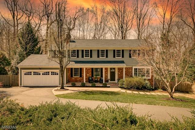 135 Wentworth Drive, Berkeley Heights Twp., NJ 07922 (MLS #3703924) :: The Dekanski Home Selling Team