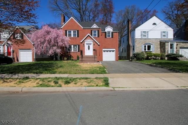 2807 Carol Rd, Union Twp., NJ 07083 (MLS #3703935) :: The Dekanski Home Selling Team