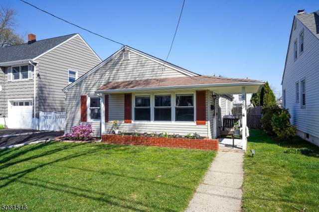 420 Beech Ave, Garwood Boro, NJ 07027 (MLS #3703953) :: The Karen W. Peters Group at Coldwell Banker Realty