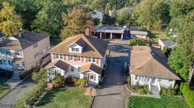 463 Central Ave, New Providence Boro, NJ 07974 (MLS #3704000) :: The Dekanski Home Selling Team