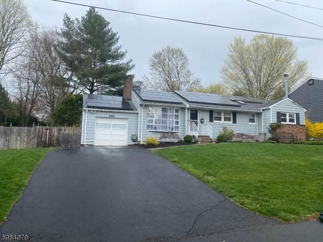 246 Chestnut Ave, North Plainfield Boro, NJ 07063 (MLS #3704002) :: Zebaida Group at Keller Williams Realty