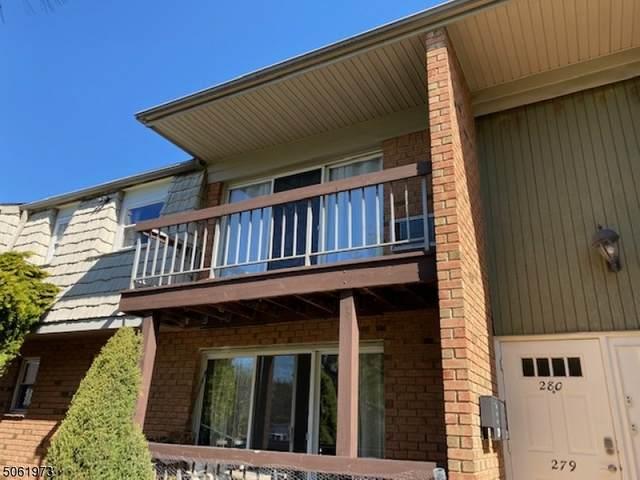 538 Andria Avenue Apt 280 #280, Hillsborough Twp., NJ 08844 (MLS #3704008) :: Team Braconi | Christie's International Real Estate | Northern New Jersey