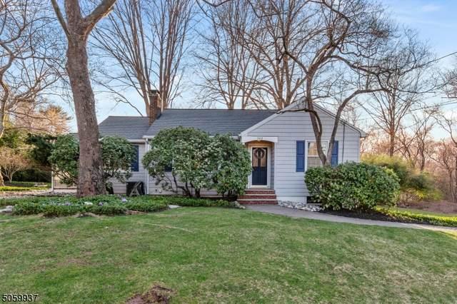 302 Northfield Rd, Long Hill Twp., NJ 07946 (MLS #3704020) :: Team Braconi | Christie's International Real Estate | Northern New Jersey