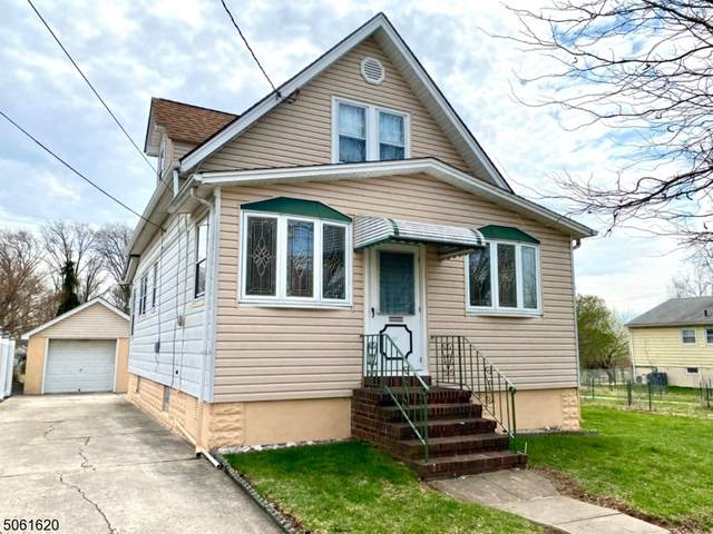 221 Arthur St, Linden City, NJ 07036 (MLS #3704023) :: The Karen W. Peters Group at Coldwell Banker Realty