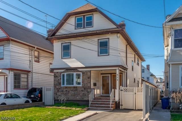 510 West End Ave, Elizabeth City, NJ 07202 (MLS #3704043) :: Zebaida Group at Keller Williams Realty