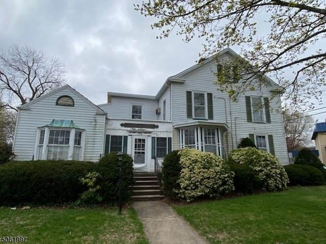 203 Grand Ave, Hackettstown Town, NJ 07840 (MLS #3704050) :: The Sikora Group