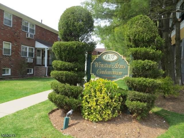 1307 Inwood Ter #15, Fort Lee Boro, NJ 07024 (MLS #3704102) :: The Debbie Woerner Team