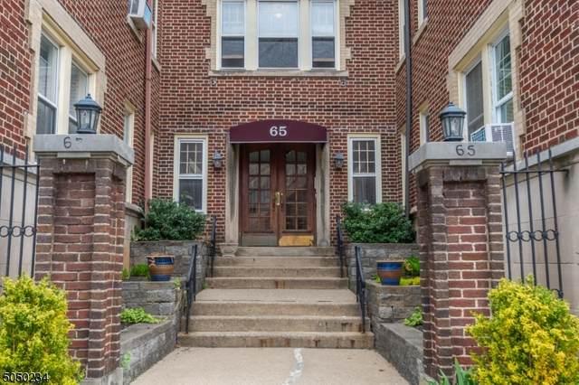 65 Union Street, Unit B1 #1, Montclair Twp., NJ 07042 (MLS #3704122) :: Zebaida Group at Keller Williams Realty