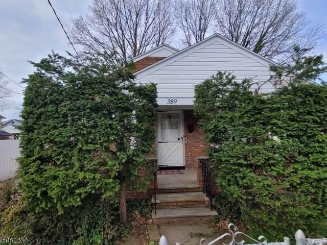 389 Yale Ave, Hillside Twp., NJ 07205 (MLS #3704126) :: SR Real Estate Group