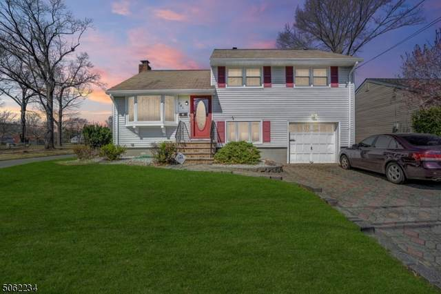 781 Grove St, Rahway City, NJ 07065 (MLS #3704130) :: The Dekanski Home Selling Team