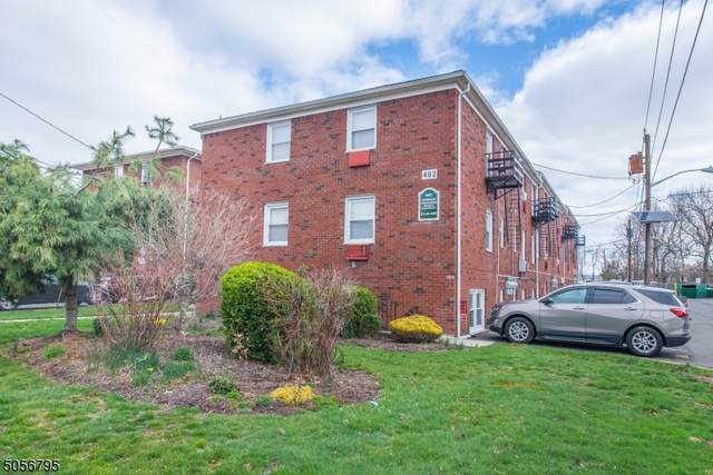 482 Joralemon Street B2, Belleville Twp., NJ 07109 (MLS #3704153) :: Halo Realty