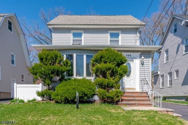 966 Carteret Ave, Union Twp., NJ 07083 (MLS #3704228) :: The Dekanski Home Selling Team