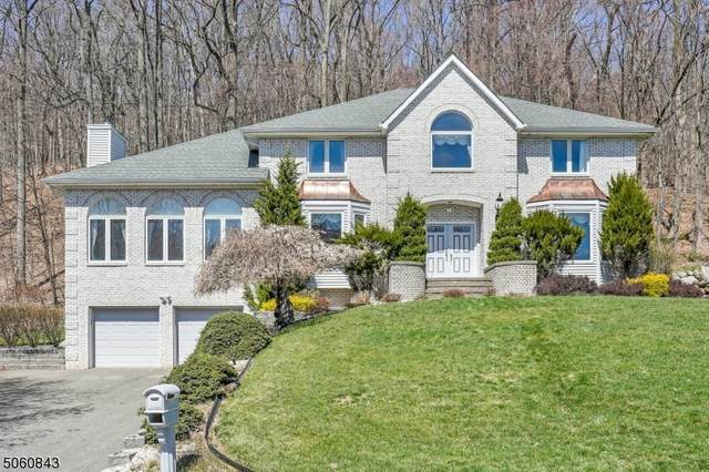 10 Edgefield Dr, Parsippany-Troy Hills Twp., NJ 07950 (MLS #3704244) :: SR Real Estate Group
