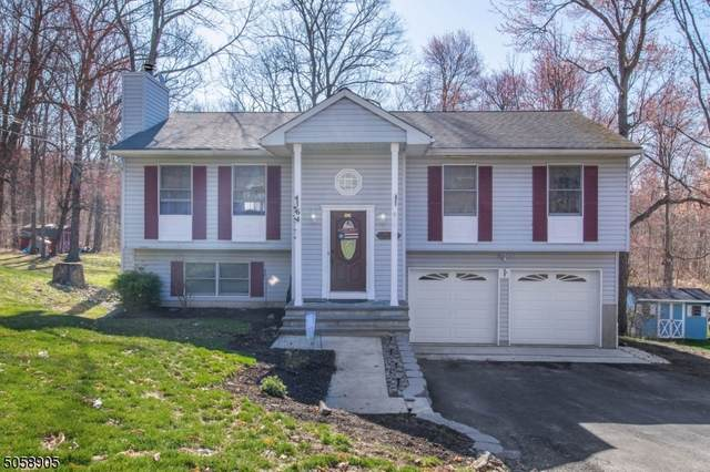64 Cedar Tree Dr, Vernon Twp., NJ 07422 (MLS #3704262) :: The Debbie Woerner Team