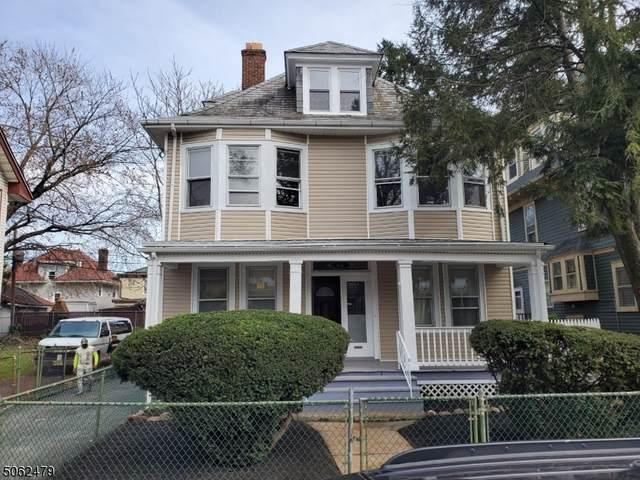 46 Leslie St, Newark City, NJ 07108 (MLS #3704305) :: The Sikora Group