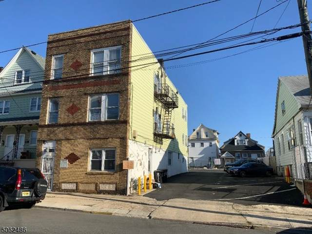 212 John St, Elizabeth City, NJ 07202 (MLS #3704306) :: The Sikora Group