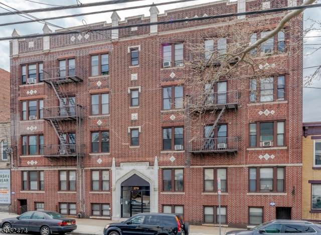 179 Manhattan Ave 1-BF, Jersey City, NJ 07307 (MLS #3704311) :: The Sikora Group