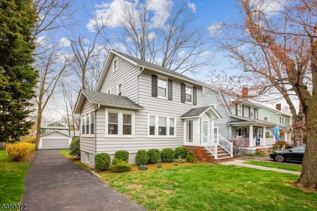 97 Plymouth Ave, Maplewood Twp., NJ 07040 (MLS #3704314) :: The Sikora Group