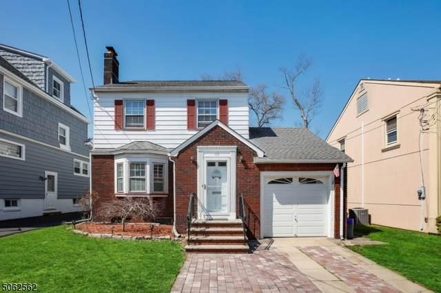 157 Fairway Ave, Belleville Twp., NJ 07109 (MLS #3704359) :: The Sikora Group