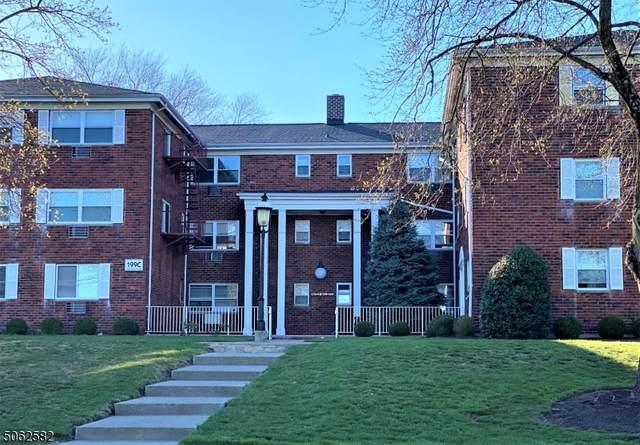 199 C-9, Parsippany-Troy Hills Twp., NJ 07034 (MLS #3704372) :: RE/MAX Select