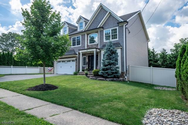 270 Hamilton Ave, Berkeley Heights Twp., NJ 07922 (MLS #3704536) :: The Dekanski Home Selling Team