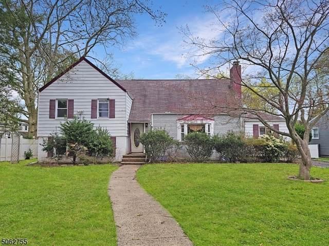 663 Stelle Ave, Plainfield City, NJ 07060 (MLS #3704539) :: Corcoran Baer & McIntosh